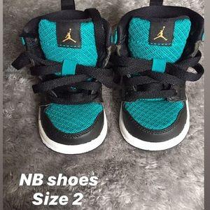 Baby boy Nike shoes